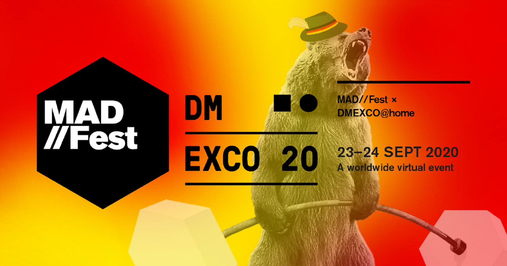 MAD//Fest will be enriching DMEXCO @home. In an interview, Dan Brain, co-founder of the British festival, gives us a taste of what we can expect.